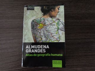 Libro Atlas de geografía humana