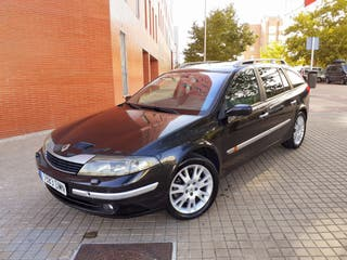 Renault Laguna 2.2 dci 150cv año2005