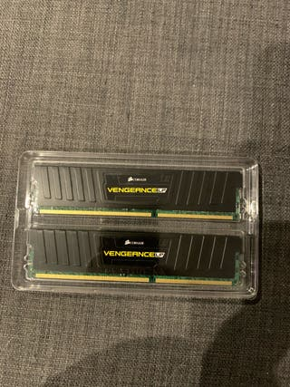 Memoria RAM 2x8gb ddr3 1600