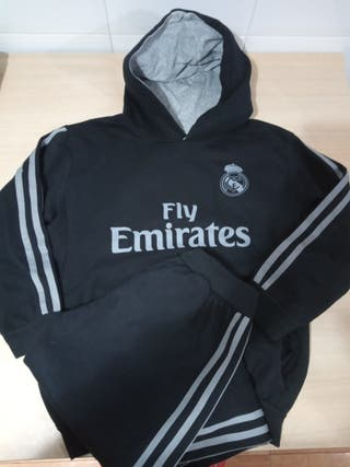 Chandal niño 7-8 años Real Madrid