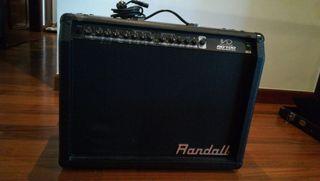 Amplificador guitarra eléctrica Randall