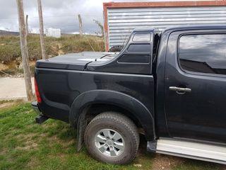 Capota para caja Toyota Hilux