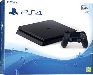 PlayStation 4 Slim (PS4) Consola de 500 GB (2016)