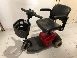 Scooter Moto electrica minusvalidos