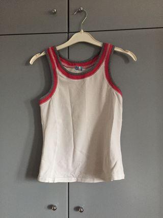 Camiseta fitness talla S