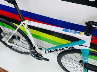 Bicicleta Orbea orca M20 disc nueva de expo
