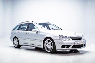 Mercedes-Benz Clase C 55 AMG 367 CV
