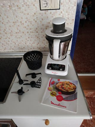robot de cocina moulinex volupta