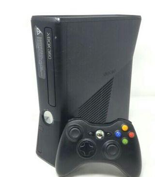 xbox 360 negra