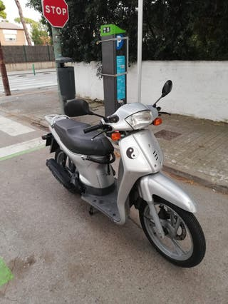 Scooter honda scoopy