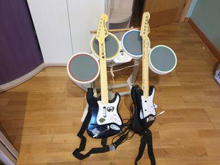 Rock Band Completa para Wii