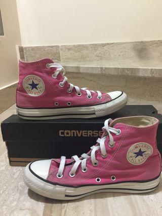 converse rosa 35