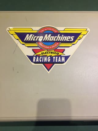 Juguete Micro Machines Antiguo