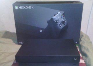 Vendo pack xbox one x + xbox360 +psp3004 co.nuevas