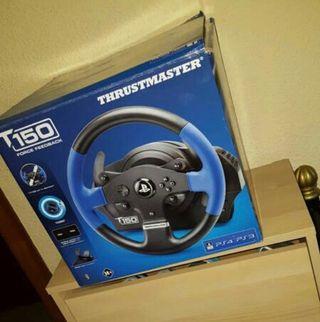 Volante Trustmaster T150