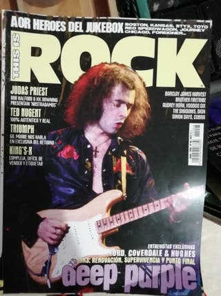 Revista this is Rock