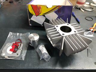 Kit cilindro metrakit derbi variant
