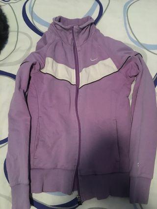 Sudadera chaqueta Nike original