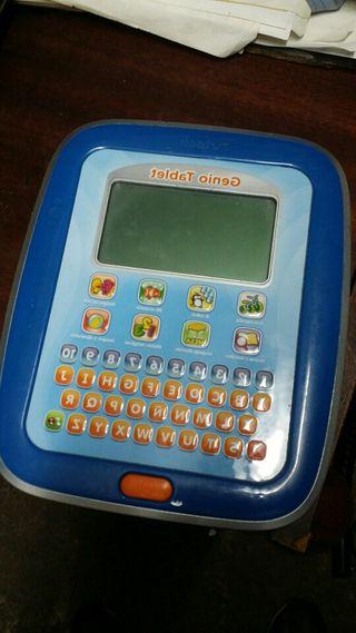 tablet interactiva