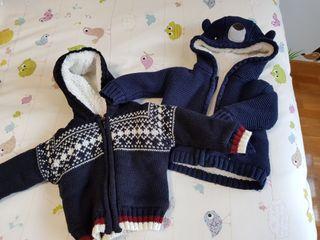lote ropa niño 3 a 6 meses