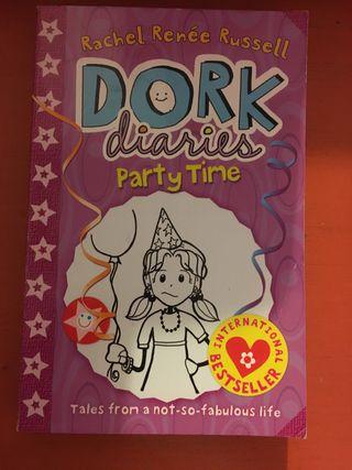Dork Diary book:Volume 2