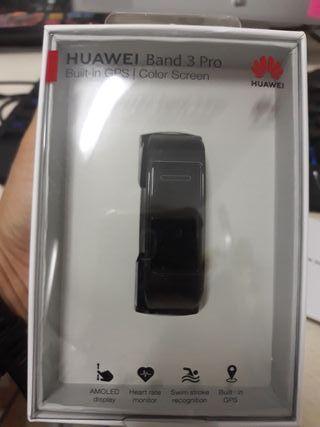 Huawei _ Pulsera Actividad, monitor ritmo y sueño