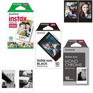 Fujifilm Intax Mini película/carrete 30 piezas