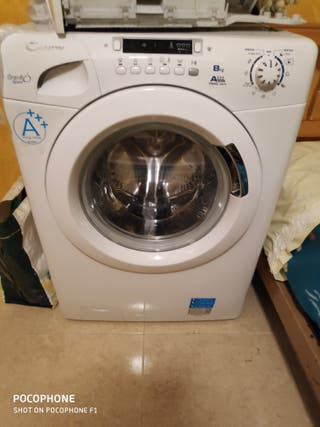 chatarrero de lavadoras