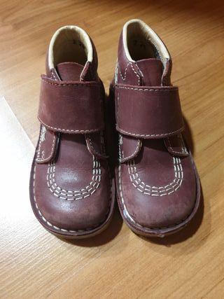 Zapatos niño niña talla 24