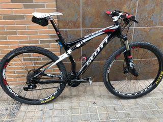 """Bicicleta BTT SCOTT SPARK 930 29"""" carbono"""