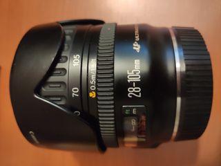 Objetivo Canon EF 28-105mm AF