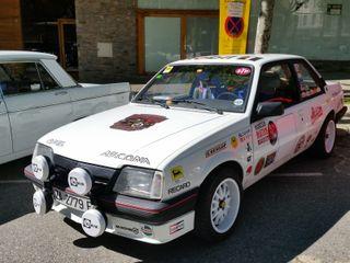 Opel GT 1986