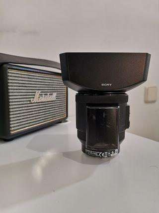 Lente Sony SELP-18200 E-Mount Apsc