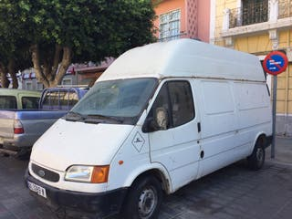Ford Transit Courier 1994