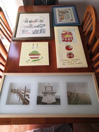 cuadros decoración de cocina