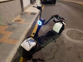 moto eléctrica 1500 w año 2019 con garantía