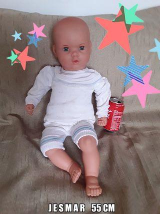 muñeca grande antigua JESMAR