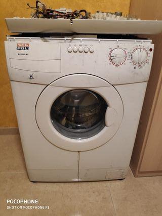recojo lavadoras