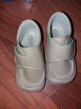 zapato bebe niño