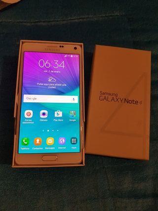 Samsung Galaxy Note 4 libre 32GB 4G