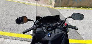 vendo moto honda forza 300 ABS DEL AÑO 2016