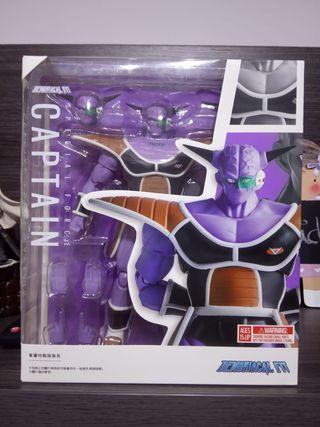 Capitán Ginyu Dragon Ball Demoniacal Fit Figuarts