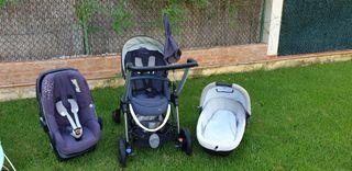 carro bebé confort elea