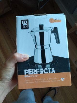 Cafetera italiana inducción