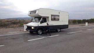 auto caravana Peugeot j5 1990