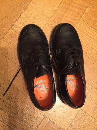 Zapatos niño estilo Oxford
