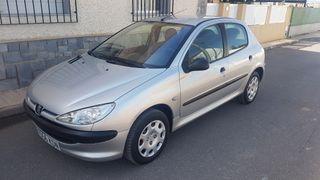 Peugeot 206 año 2003 tele 612570003