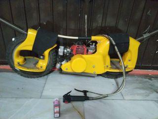 Motor Skate G-Wheel