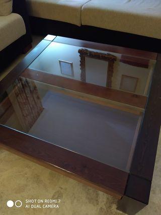 mesa de centro auxiliar