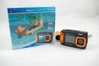 Aquapix W1400 Active - Cámara acuática NUEVA